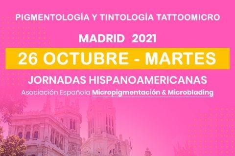 Pigmentología y tintología TattooMicro - JORNADAS HISPANOAMERICANAS