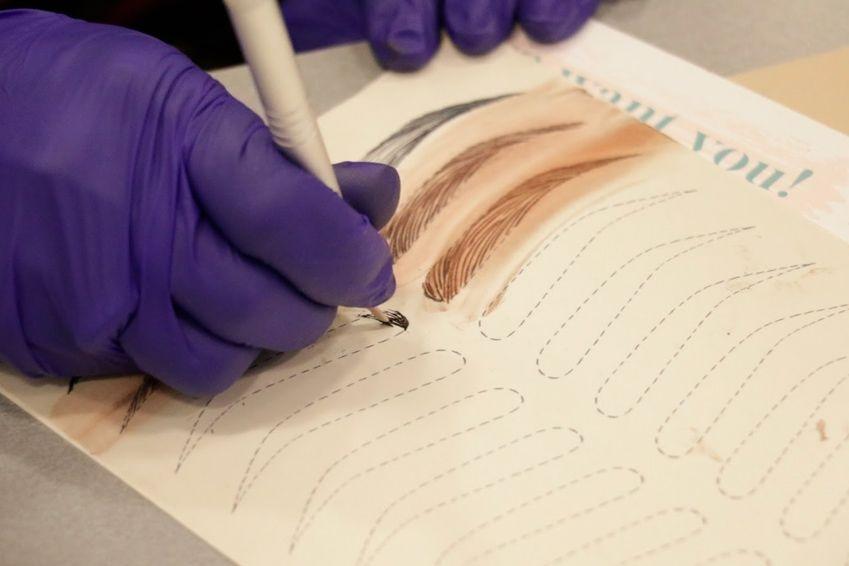 Curso experto técnico superior Micropigmentación & Microblading