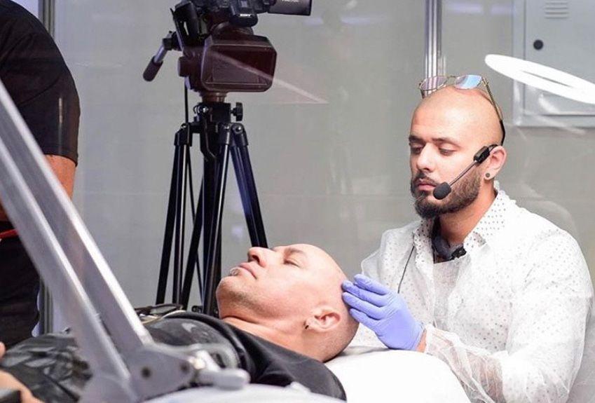 Curso Micropigmentación Capilar
