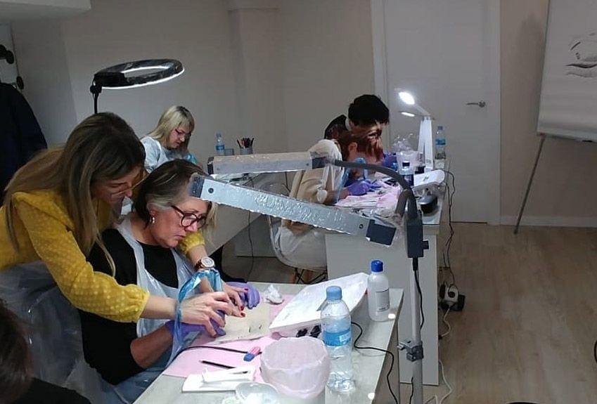 Masterclass Micropigmentación pómulos y ojeras